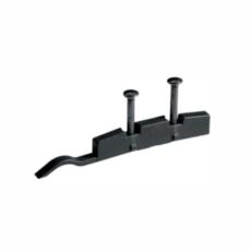 Дверной стопор для SlideLine 55 Plus, пластмасса, серый, Hettich