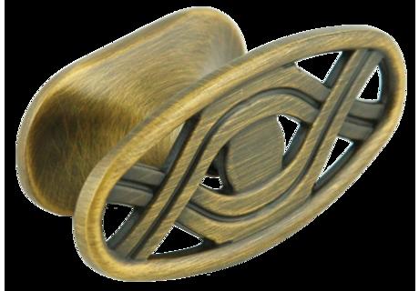 Мебельная ручка RC404BAB.4